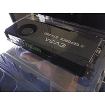 Placa De Vídeo Evga Geforce Gtx 680 2gb Ddr5 Superclocked