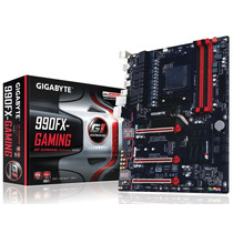 Placa Mae Socket Amd Am3+ Gigabyte Ga-990fx-gaming Atx Amd