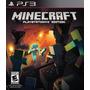 Minecraft Ps3 Disco Nuevo Y Sellado Somos Tienda