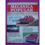 Revista Mecanica Popular N° 1 Vol 36 Año 1965 Valiant Ford