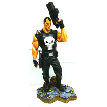 Estatueta De Resina Frank Castle O Justiceiro - The Punisher