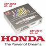 Bujía Ifr8h11 Ngk Laser Iridium Honda Crf 450 R 02-08 Ryd
