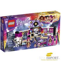 Lego Friends Pop Star Camerino Estrellas Pop 279 Pzs 41104