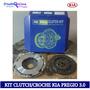 Kit Croche/clutch/embrague Para Kia Pregio Original Valeo