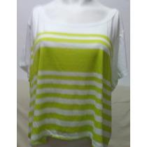 Camiseta Feminina Aeropostale Verde Mod. 5881 Original Usa