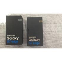 Samsung Galaxy S7 Edge Seminuevo Estetica De 10 Caja Y Acces