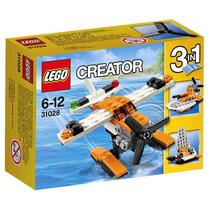 Lego Creator Sea Plane 31028 3 En 1 Avión Original · Croak