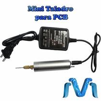 Mini Taladro De Aluminio Pcb, Dremel, Mototool Broca Pcb