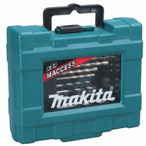 Maletin De Accesorios Maccess 34 Pcs Makita D-3698