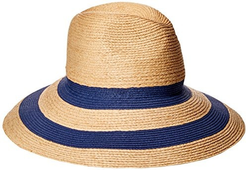 Sombrero Para Sol Fedora Rafia-toyo Fedora De Gottex Para Mu -   2 9052206028c