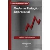 Livro Moderna Redação Empresarial 2 Edição Edmea Garcia