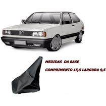 Coifa De Cambio Gol / Saveiro / Voyage 91/95 Napa Preta
