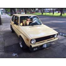 Volkswagen Caribe Rabbit 2.0 Lt, 16v. 1984