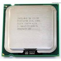Procesador Intel Dual Core E5400 + Fan Cooler Socket 775