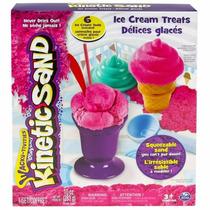Kinetic Sand Arena Masa Ice Cream Treat Spin Master Original