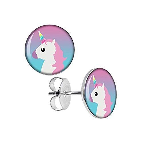 11675ae4f093 Pendientes De Unicornio Para Niñas
