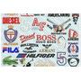 Diseños Bordados Logos Listos Para Bordar