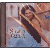 Cd Twain Shania Greatest Hits Nuevo & Cerrado