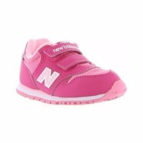 new balance rosas niña