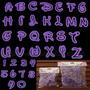 Cortantes Abecedario Letras Disney - Pasteleria
