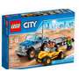 Lego City Trailer Buggy Dunas Modelo 60082