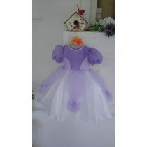 Fantasia Infantil - Princesa Sofia