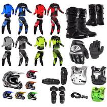 Kit Equipamentos Ims Completo Motocross Trilha Enduro