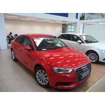 Audi A3 Sedan Ambiente Tiptronic 1.4 Tfsi 150 Cv