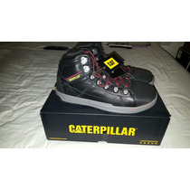 Zapatos Botines Casual Caterpillar De Seguridad Originales