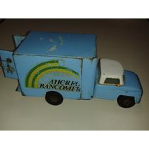 Alcancia De Bancomer Antigua (camion)