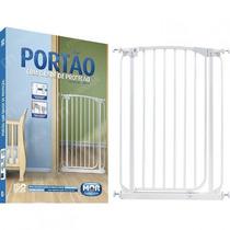 Portão Grade Cercado Porta Proteção Para Criança, Animais