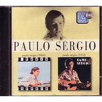 Cd Paulo Sergio - 1968 E 1972 (usado/otimo)