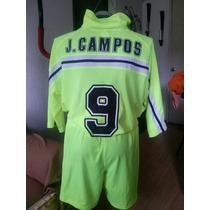 Uniforme Jorge Campos Galaxy