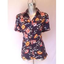Blusa Satinada M/corta (blusa De Dama, Camisa De Mujer, Ropa