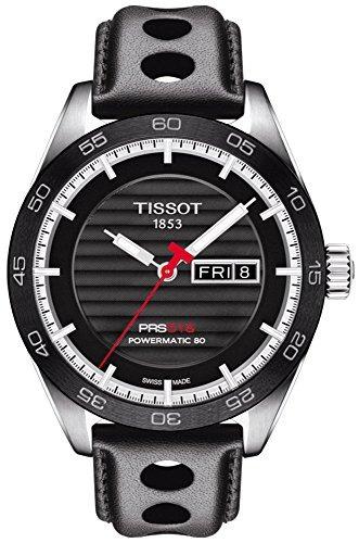 dfc4f023da69 Reloj Tissot Prs 516 Hombre 80 Powermatic Automático - Cara -   717.726 en  Mercado Libre