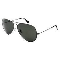 Óculo Sol Ray Ban Rb3025 Aviator Large Original Polarizado