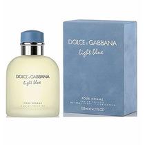 Perfume Dolce & Gabbana Light Blue 125 Ml For Men