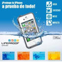 Estuche, Forro, Protector Lifeproof Iphone 4 4s Bajo Agua