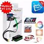 Oferta Sintonizador Digital Pad Tv Pt275 Hd Celular Tablet