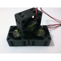 Cooler Micro Ventilador 40x40x20 03pçs Por Apenas R$49,99
