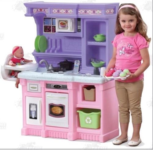 juguete cocina para nias step xtreme