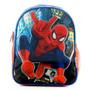 Mochila Spider Man Hombre Araña Original Wabro 12 Pulgadas