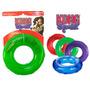 Juguete Kong Squeez Ring Aro Con Chifle.perro. Mascota. M