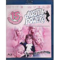 Austin Powers - Mike Myers - 1 Blu-ray