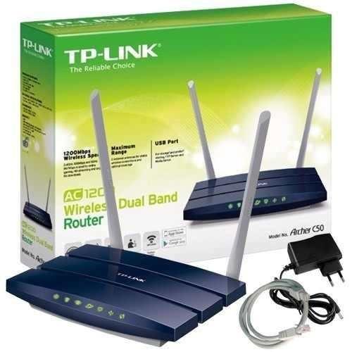 TP-Link Archer C50 V1 Router 64Bit