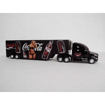 Trailer Kemworth T700 Coca Cola Zero Esc. 1:68