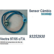 Sensor Temperatura Câmbio Vectra 97/2005 Original Gm