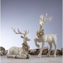 Ciervos Decoracion Navidad Envio Incluido A Meses