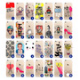 Capinha Capa Case Silicone Iphone 5 5s 5c 6 6 Plus 7 7 Plus