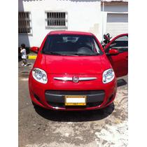 Fiat Palio Attractive 1,4cc 2013 Rojo Alpine